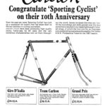 1967 Carlton Cycles Advertisement (Carlton Cycles: Foundation for Greatness)