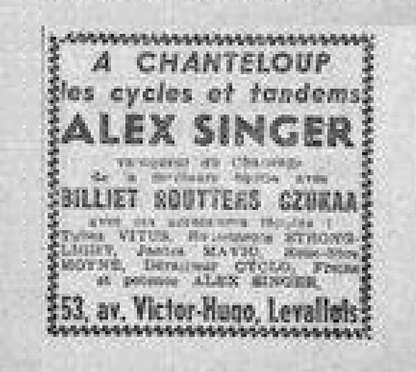 ebykr-cycles-alex-singer-ad-ce-soir-2-october-1945