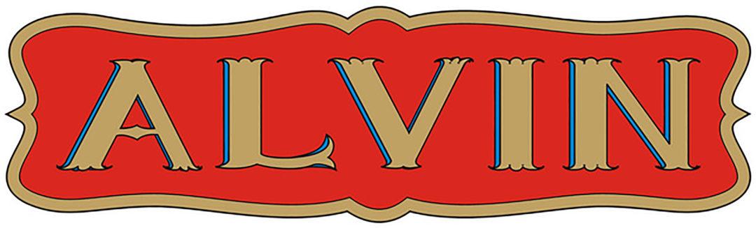 Alvin Velox Cycle Company New York Down Tube Decal
