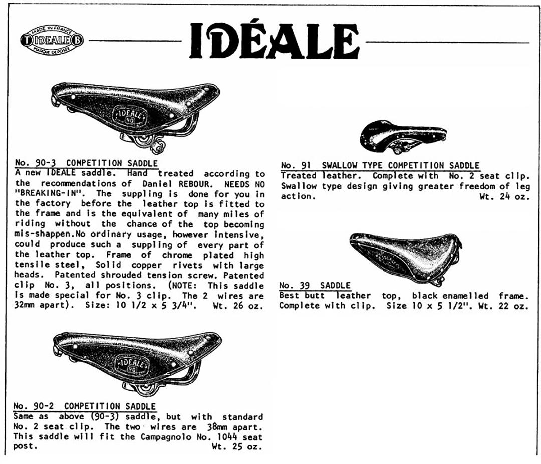 ebykr-ideale-saddles-catalog-entry-p39 (Model Guide: Idéale Saddles and Clips)