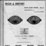 ebykr-tron-berthet-catalog-cover (Model Guide: Idéale Saddles and Clips)