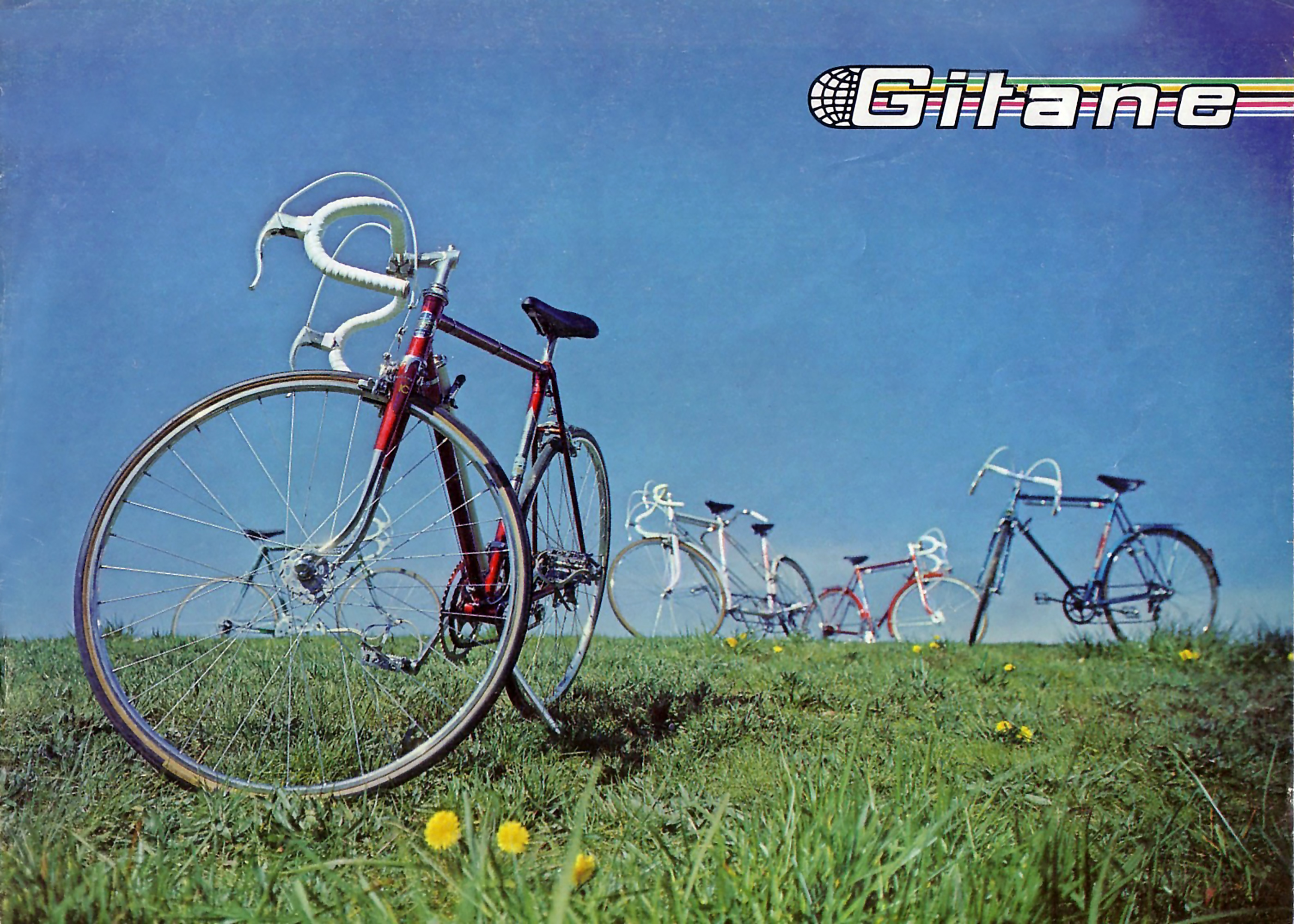 Gitane 1970 Catalog Cover