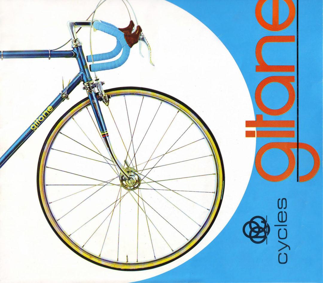 Gitane 1974 Catalog Cover