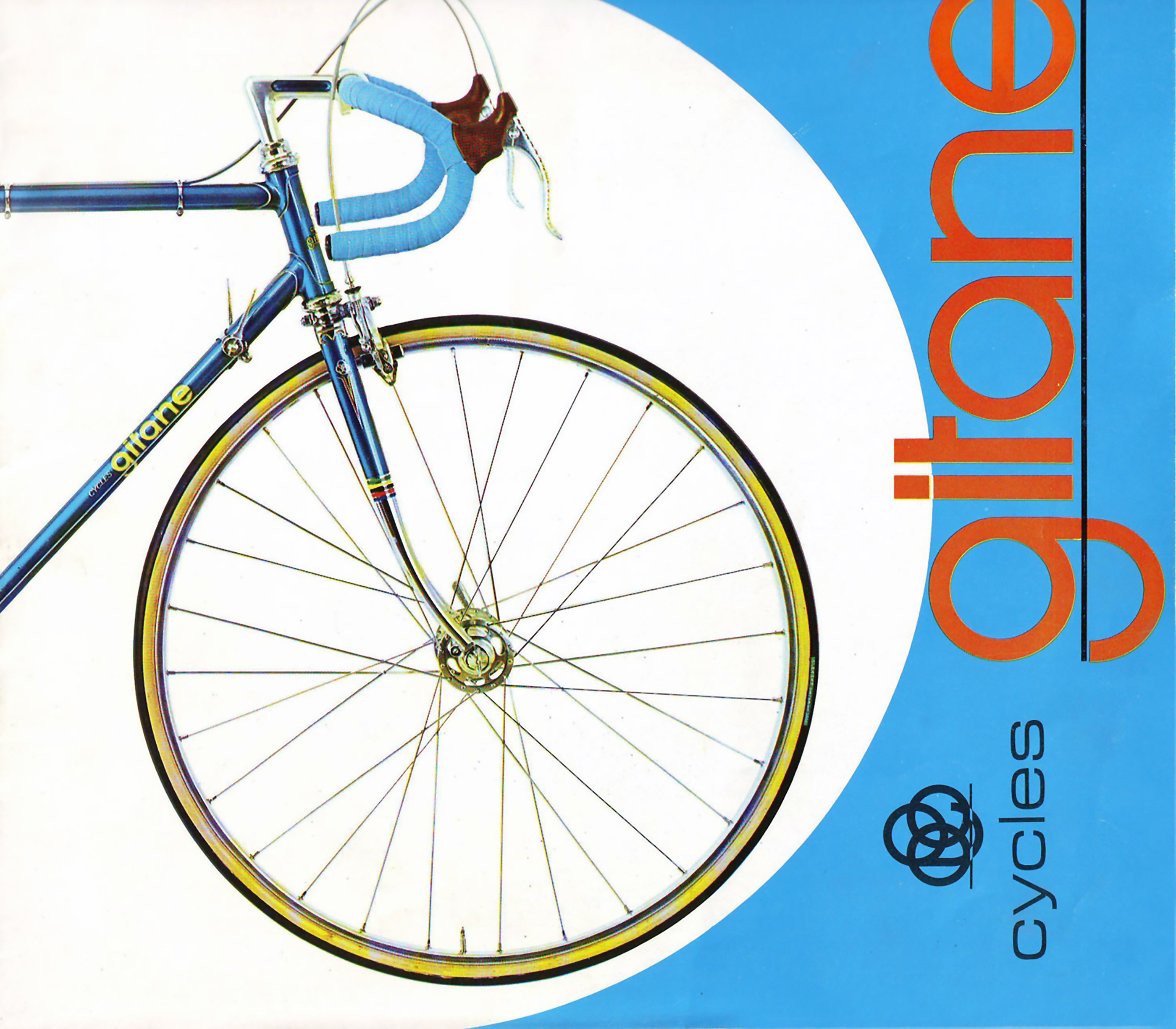 Gitane 1974 Catalog Cover