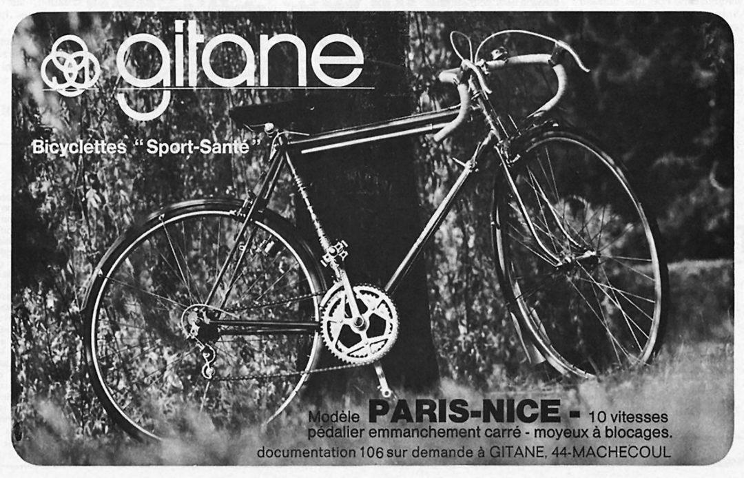 Gitane Paris-Nice 1972