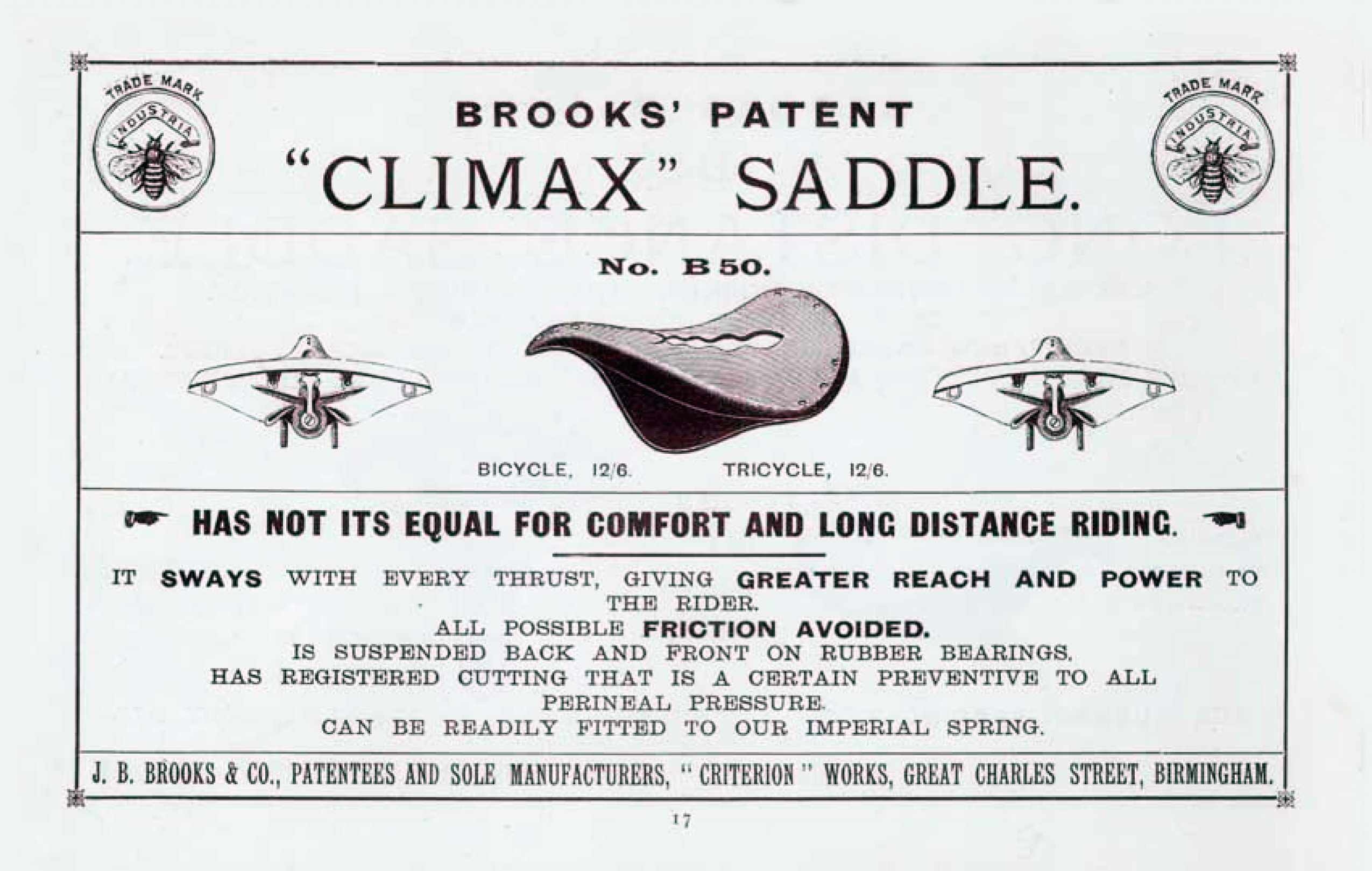 ebykr-brooks-1890-catalog-climax-saddle-page-11