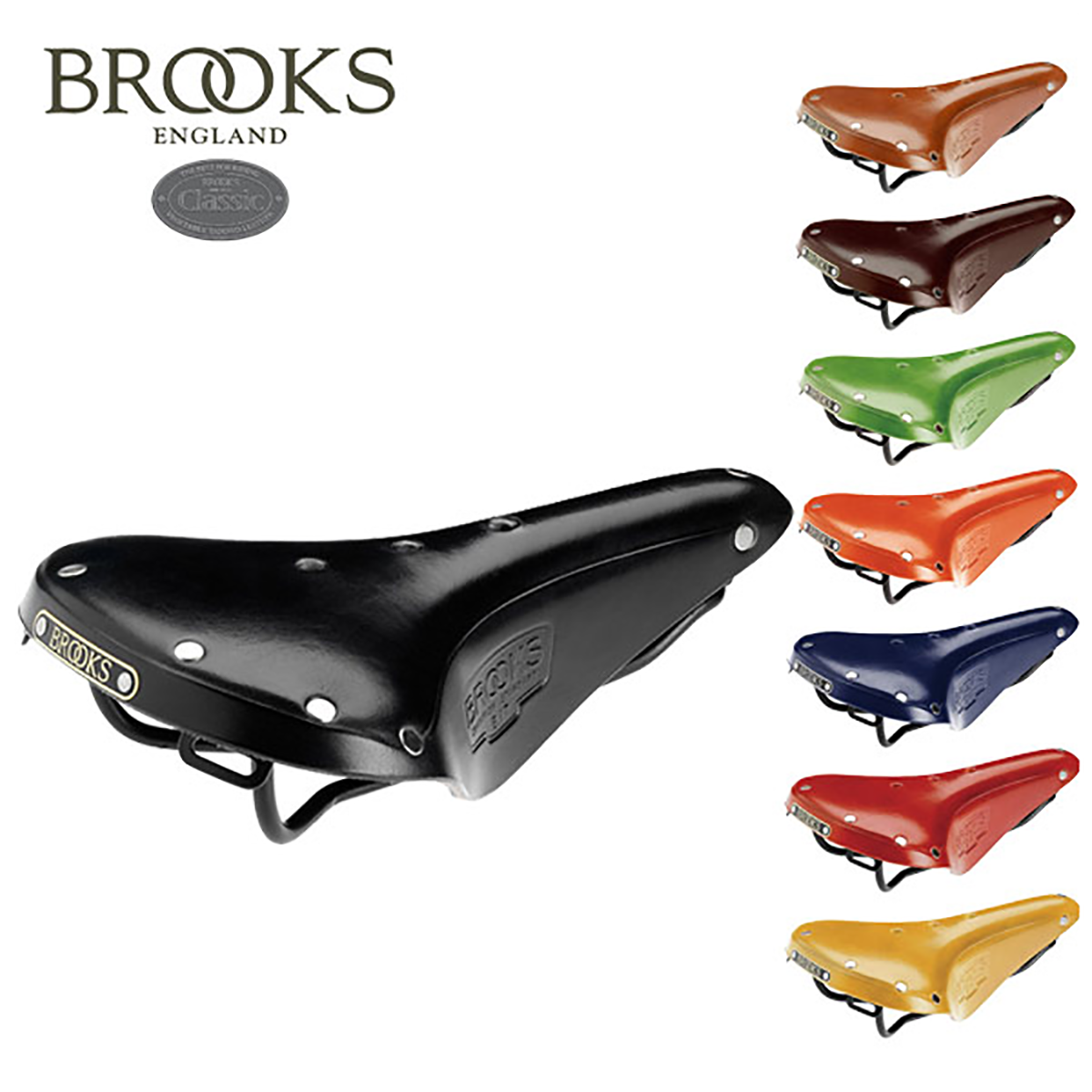 ebykr-brooks-b-17-saddle-color-choices