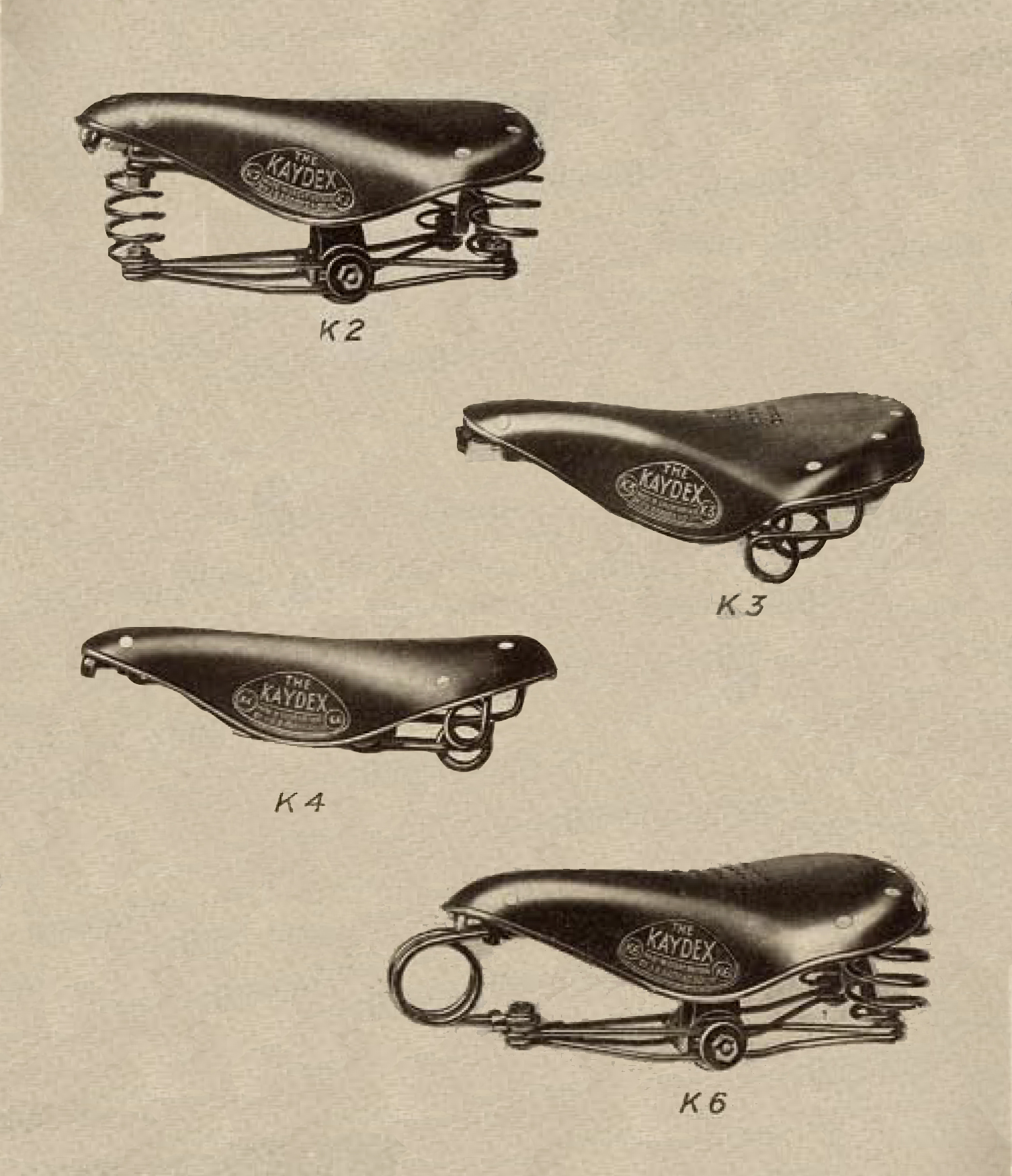 ebykr-brooks-kaydex-saddles-1933-catalog