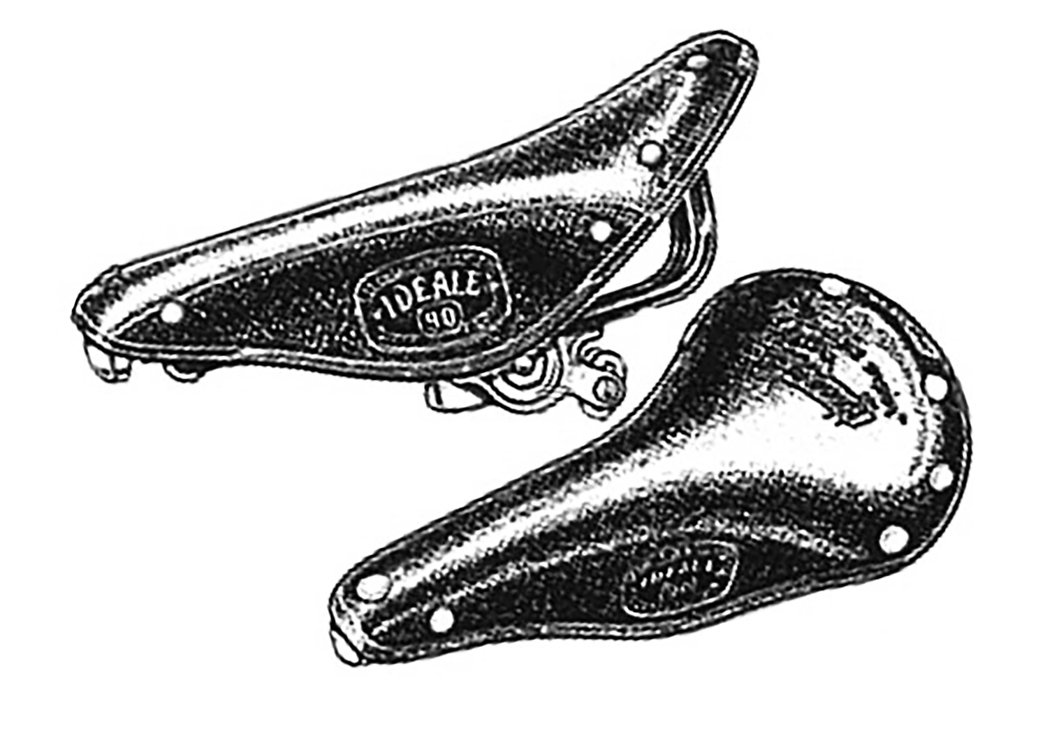 Daniel Rebour Ideale Saddles