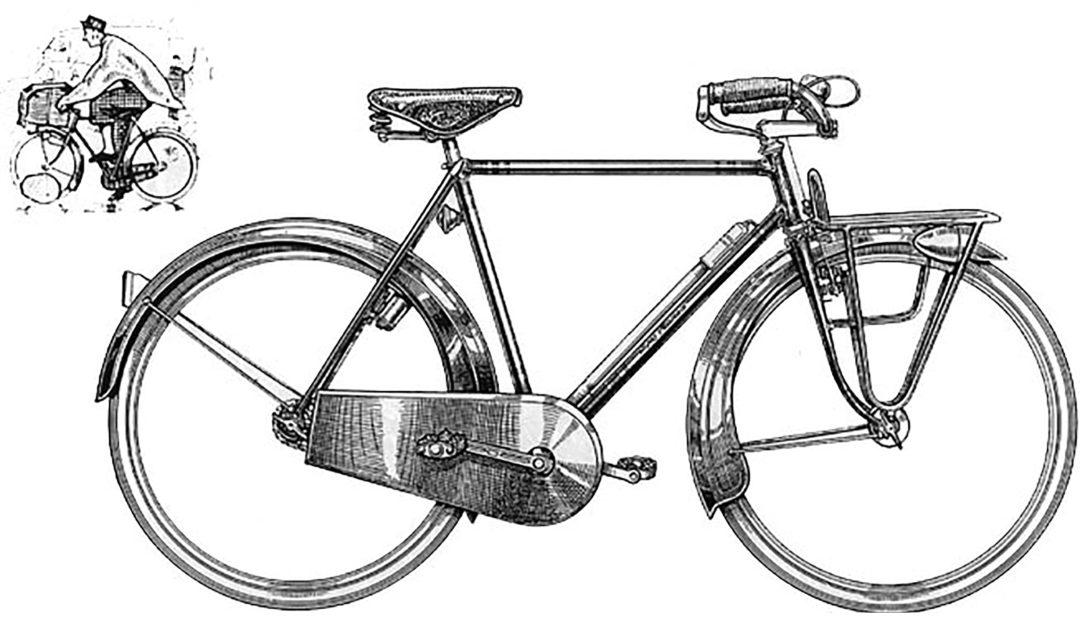 ebykr-daniel-rebour-porteur (Random Rebour: Random Bicycle Drawing by Daniel Rebour)