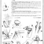 ebykr-daniel-rebour-remarque-a-clermont-ferrand-10-3-1949 (Random Rebour: Random Bicycle Drawing by Daniel Rebour)