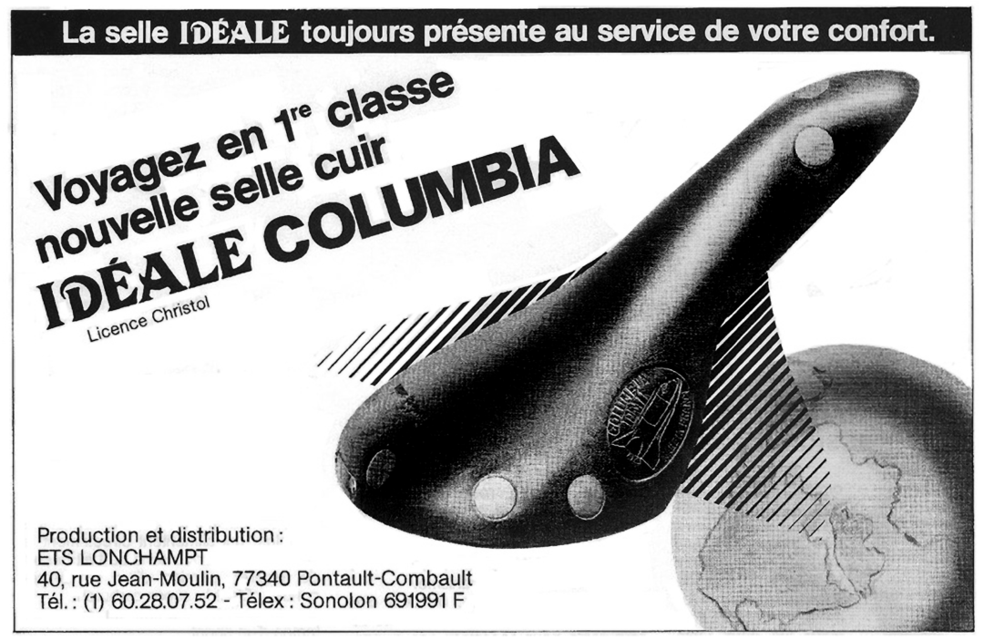 ebykr-ideale-columbia-bicycle-saddle-advertisement (Idéale Saddles: Behind the Leather Curtain)