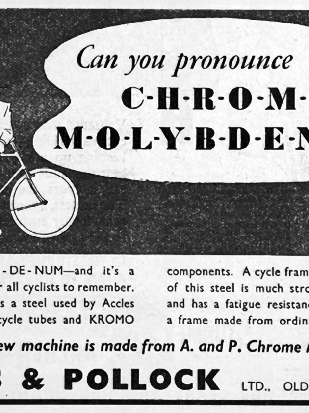 ebykr-1936-accles-pollock-chrome-cycling-ad-april (Hobbs of Barbican: The Strength is in the Spine)